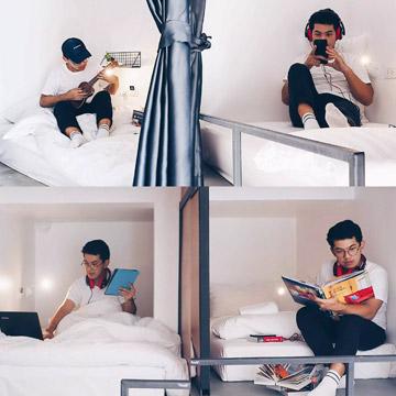 Book A Bed Poshtel